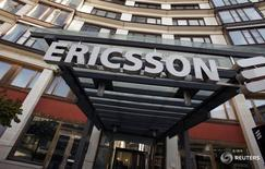 Штаб-квартира Ericsson в Стокгольме 30 апреля 2009 года. Продажи и операционная прибыль шведской Ericsson в первом квартале оказались ниже ожиданий рынка, и компания сообщила о намерении реструктурировать свой бизнес с целью повышения эффективности и увеличения прибыли. REUTERS/Bob Strong