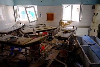 Inside the bombed MSF Afghan hospital