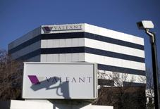 The headquarters of Valeant Pharmaceuticals International Inc is seen in Laval, Quebec in this file picture taken November 9, 2015.   REUTERS/Christinne Muschi/Files