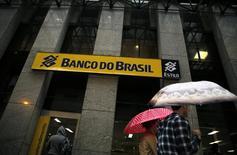Agência do Banco do Brasil no centro do Rio de Janeiro. 14/08/2014. REUTERS/Pilar Olivares