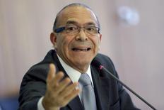 Peemedebista Eliseu Padilha, que será novo ministro da Casa Civil.   20/07/2015       REUTERS/Ueslei Marcelino