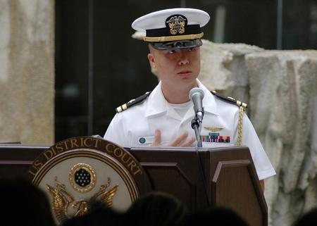 واشنطن - ضابط بالبحرية الأمريكية يواجه تهمة التجسس