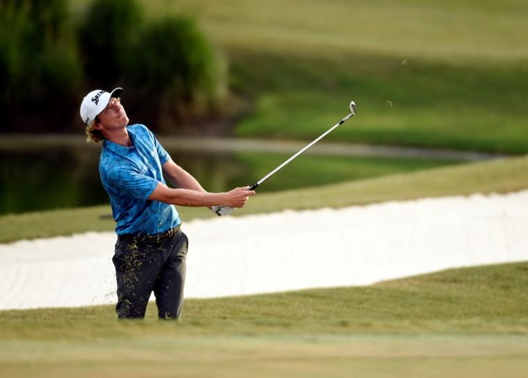 Ace on 17 earns unheralded Wilcox biggest roars of the day | Reuters