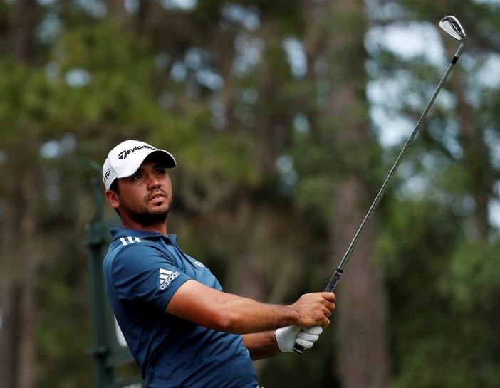 Day sets record to claim four-shot halfway lead at Players   Reuters