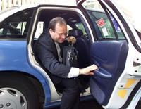 Ilan Goldfajn, anunciado nesta terça-feira como novo presidente do Banco Central, visto em Washington.     02/08/2002   REUTERS/Gregg Newton