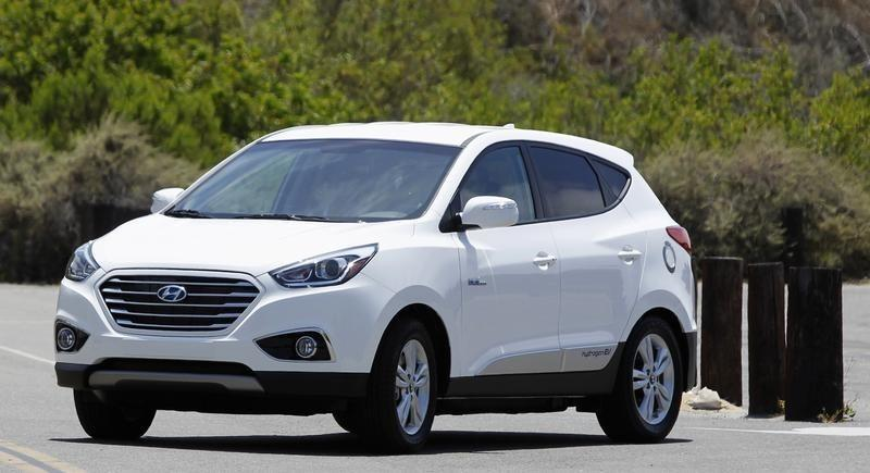 new car launches in early 2014Hyundai Motor to launch new fuel cell car in early 2018 exec