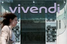 Sede da Vivendi em Paris  08/04/2015 REUTERS/Gonzalo Fuentes/File Photo