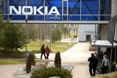 The Nokia headquarters is seen in Espoo, Finland April 6, 2016.  REUTERS/Antti Aimo-Koivisto/Lehtikuva/File Photo