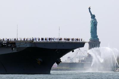 NY Fleet Week