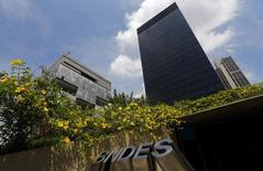 Sede do BNDES no centro do Rio de Janeiro. 20/03/2015. REUTERS/Ricardo Moraes