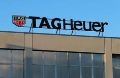The Tag Heuer watch maker factory, part of LVMH, is pictured in La Chaux-de-Fonds, Switzerland, April 6, 2016. REUTERS/Denis Balibouse