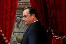 Presidente da França, François Hollande.    22/06/2016         REUTERS/Stephane Mahe