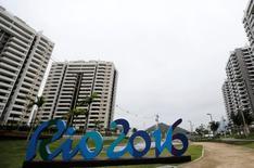 Vista da Vila Olímpica, no Rio do Janeiro  23/06/2016 REUTERS/Sergio Moraes