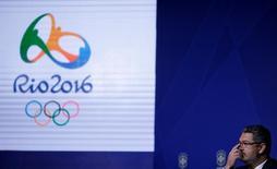 Técnico da seleção olímpica de futebol do Brasil, Rogério Micale. 29/06/2016 REUTERS/Ricardo Moraes