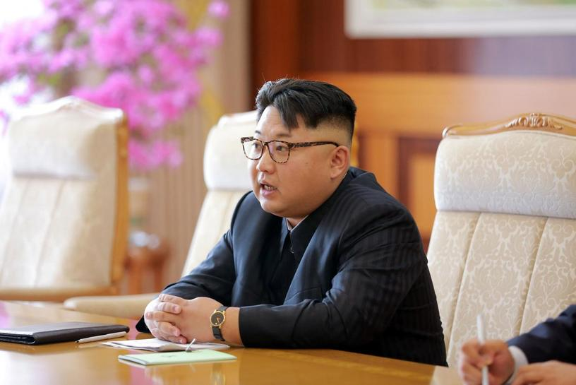 US sanctions North Korean leader for first time over human rights