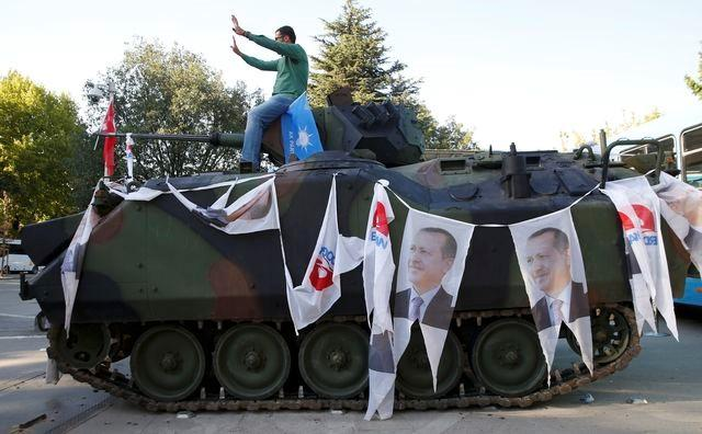 Two cheers for Erdogan: Europe hopes and fears after coup bid
