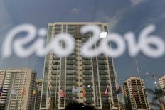 Vista geral da Vila Olímpica   23/7/2016 REUTERS/Ricardo Moraes