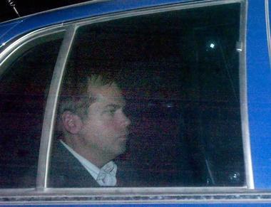 JOHN HINCKLEY JR LEAVES COURT AFTER ARGUING FOR UNSUPERVISED VISITS WITH...