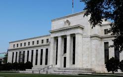 Sede do Federal Reserve, banco central norte-americano, em Washington.     22/10/2012        REUTERS/Larry Downing
