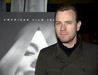"Cast member Ewan McGregor poses during the screening of the film ""Last Days in the Desert"" during AFI Fest 2015 in Hollywood, California, November 10, 2015. REUTERS/Kevork Djansezian"
