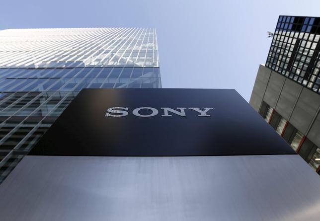 8月1日、EUの競争法(独占禁止法)当局は、世界最大の音楽出版会社ソニー/ATVミュージックパブリッシングに関する故マイケル・ジャクソンさんの持ち分をソニーが取得する計画に問題はないとの認識を示した。都内のソニー本社、1月撮影(2016年 ロイター/Yuya Shino)