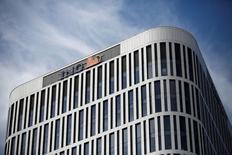 ING a annoncé mercredi un résultat du deuxième trimestre nettement supérieur aux attentes, le premier groupe de services financiers néerlandais ayant enregistré une forte hausse de ses prêts sur la période. /Photo prise le 1er juillet  2016/REUTERS/Kacper Pempel