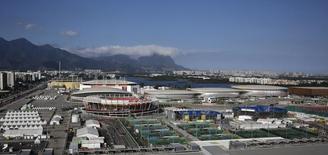 Parque Olímpico do Rio de Janeiro. 31/07/2016   REUTERS/Kevin Coombs