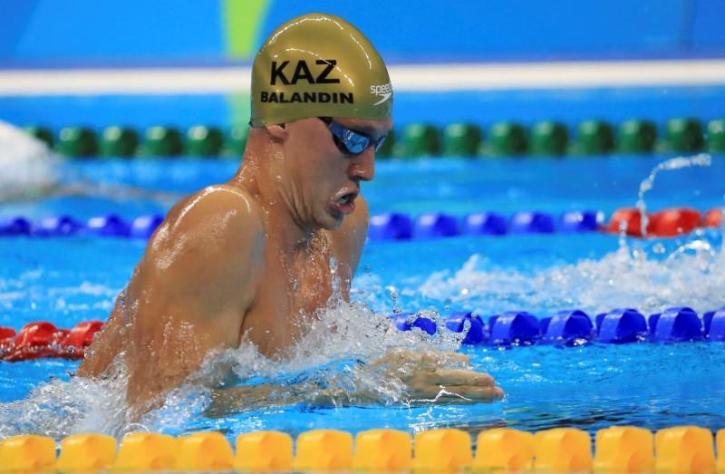 2016 rio olympics swimming semifinal mens 200m breaststroke semifinals olympic aquatics stadium rio de janeiro brazil 09082016