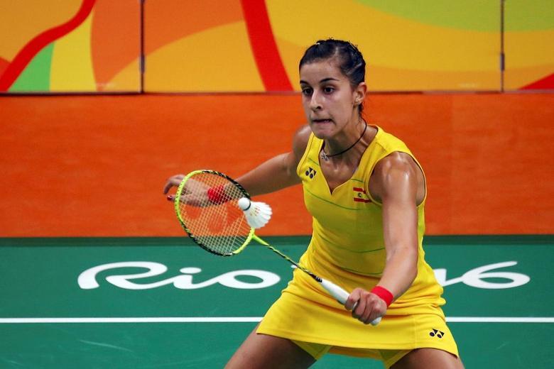 Badminton: Marin through as Danes dealt big blow | Reuters