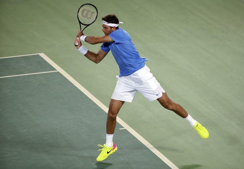 Del Potro gets wild card for U.S. Open