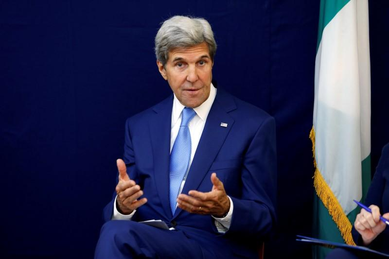 Kerry tackles Yemen, Syrian conflicts in Saudi Arabia talks