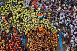 Janmashtami in Mumbai