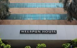 Welspun corporate office building is pictured in Mumbai, India, August 26, 2016. REUTERS/Shailesh Andrade