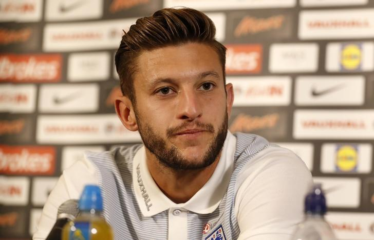 Britain Football Soccer - England Press Conference - St. George?s Park - 30/8/16England's Adam Lallana during the press conferenceAction Images via Reuters / Carl RecineLivepic