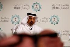 Ministro da Energia saudita, Khalid al-Falih.     07/06/2016             REUTERS/Faisal Al Nasser/File Photo