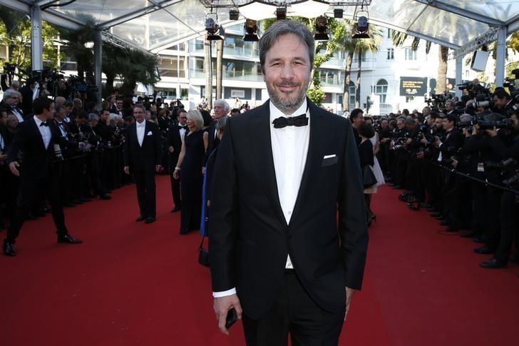 Film director Denis Villeneuve poses on the red carpet as she arrives for the screening of the animated film ''The Little Prince '' (Le Petit Prince) out of competition at the 68th Cannes Film Festival in Cannes, southern France, May 22, 2015. REUTERS/Benoit Tessier/Files
