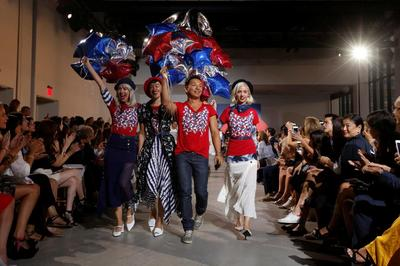 Fashion for Hillary