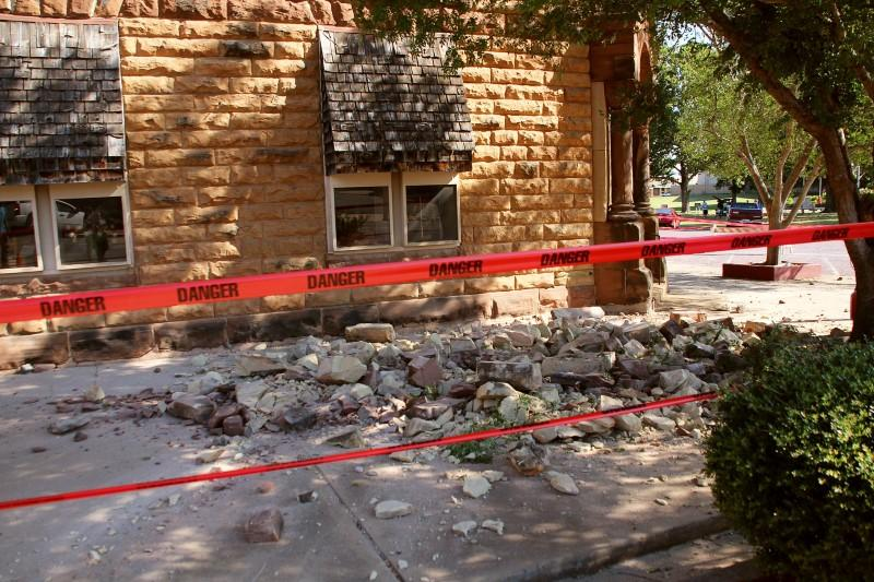 Oklahoma Sept. 3 earthquake was strongest recorded in state -USGS