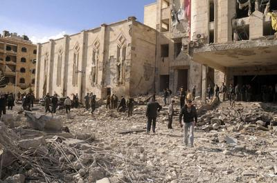 Aleppo: Since the beginning