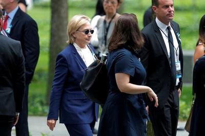 Hillary on 9/11