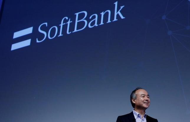 9月15日、みずほ銀行とソフトバンクは個人向けローン事業で提携すると発表した。写真はソフトバンクグループの孫社長。7月撮影(2016年 ロイター/Kim Kyung-Hoon)