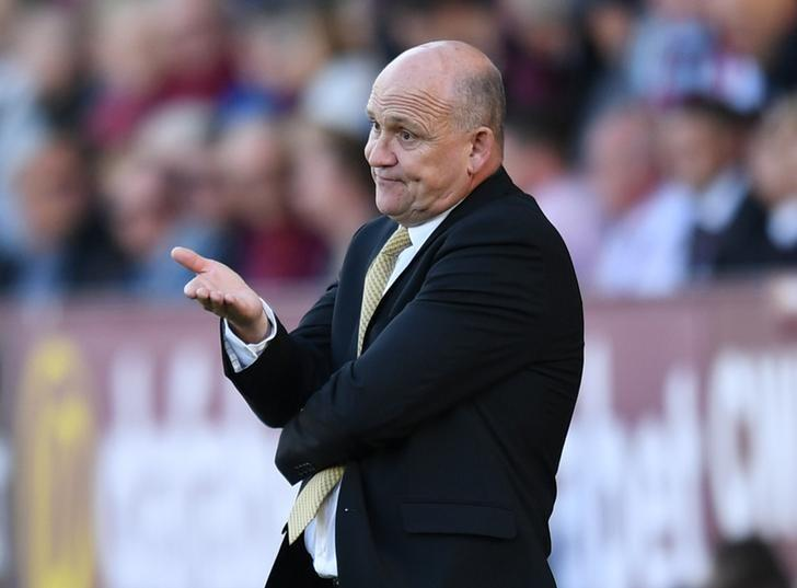 Britain Soccer Football - Burnley v Hull City - Premier League - Turf Moor - 10/9/16Hull City caretaker manager Mike PhelanReuters / Anthony DevlinLivepic