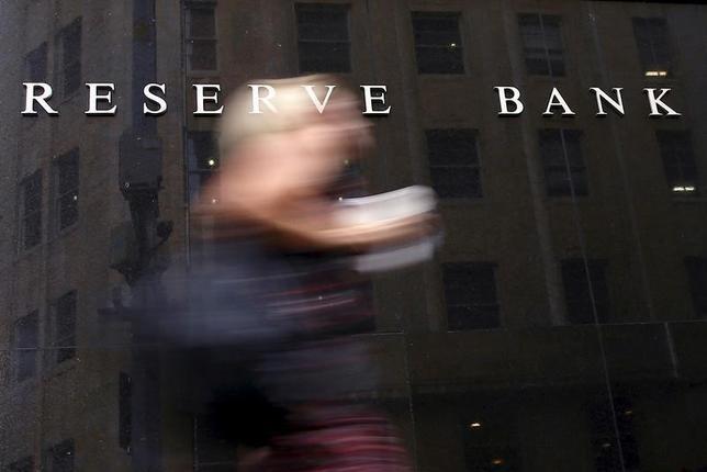 11月20日、オーストラリア準備銀行(RBA、中央銀行)は、政策金利を1.50%に据え置いた今月の理事会の議事要旨を公表した。写真はシドニーで3月撮影(2016年 ロイター/David Gray)