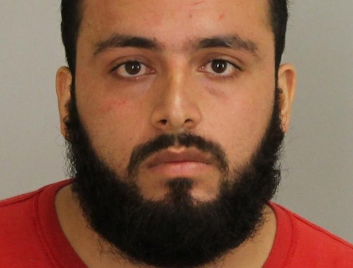 Ahmad Khan Rahami, 28, is shown in Union County, New Jersey, U.S. Prosecutor's Office photo released on September 19, 2016.  Courtesy Union County Prosecutor's Office/Handout via REUTERS
