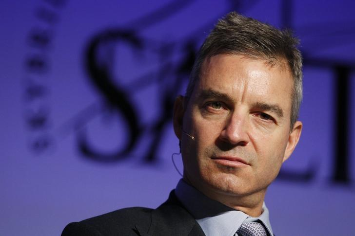 Daniel S. Loeb participates in a panel discussion during the Skybridge Alternatives (SALT) Conference in Las Vegas, Nevada May 9, 2012. REUTERS/Steve Marcus/Files