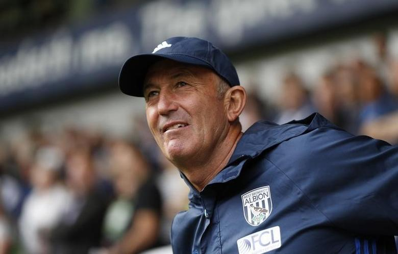 Football Soccer Britain - West Bromwich Albion v Middlesbrough - Premier League - The Hawthorns - 28/8/16West Brom manager Tony Pulis before the match Action Images via Reuters / John SibleyLivepic