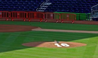 Mourning Marlins pitcher Jose Fernandez
