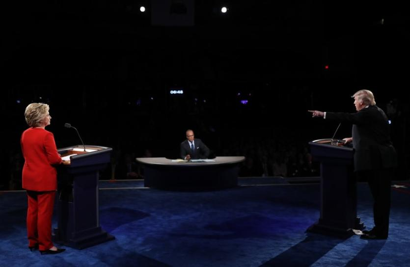 Most Americans say Clinton won first debate against Trump: Reuters/Ipsos poll