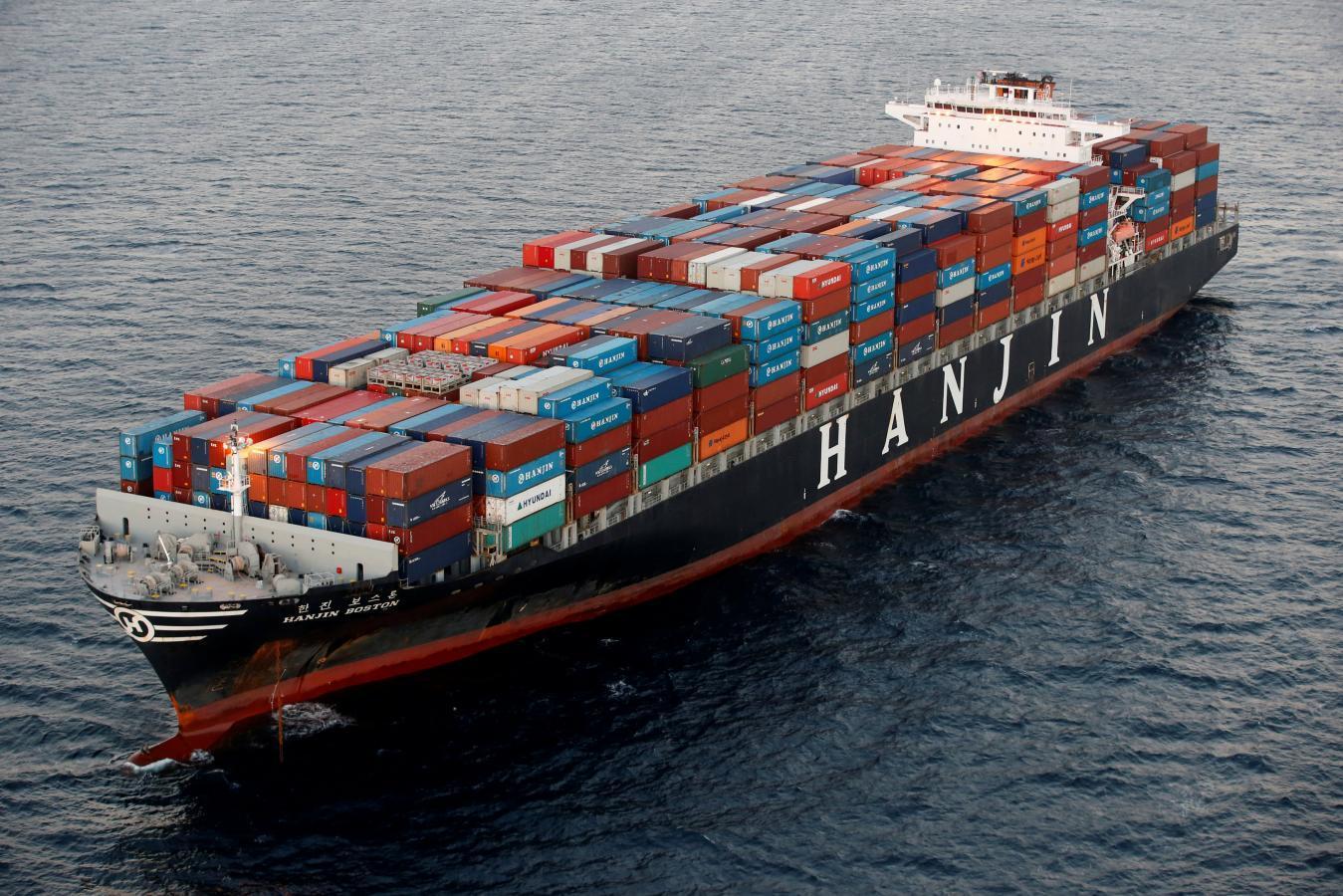 Ship shake: Hanjin woes may help float tech, data start-ups