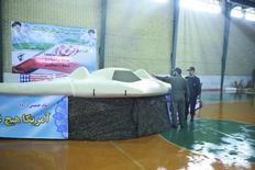 إيران تعرض طائرة جديدة بدون طيار نسخة من طائرة أمريكية ?m=02&d=20161001&t=2&i=1155739170&w=&fh=&fw=&ll=192&pl=155&sq=&r=LYNXNPEC901VJ